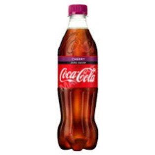 Coke Zero cherry 12 x 500ml