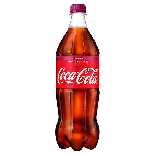 Cherry coke 12 X 1ltr