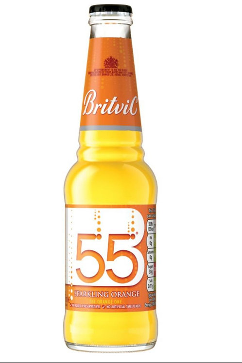 Britvic 55 orange 24 x 275ml