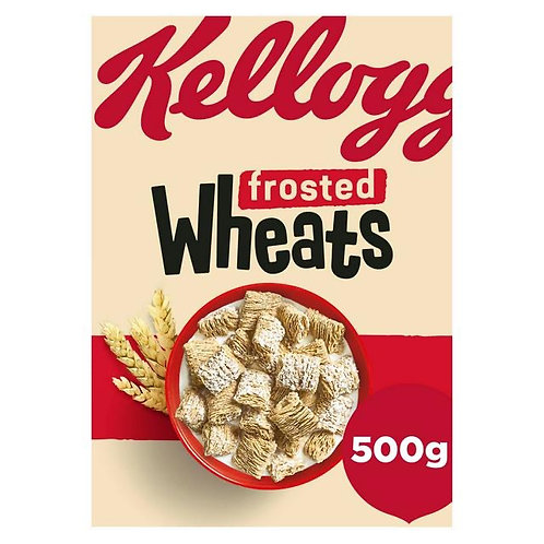 Kellogg frosted wheat 500g