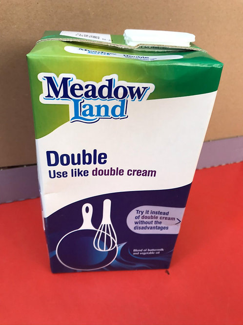 Meadow land double cream alternative