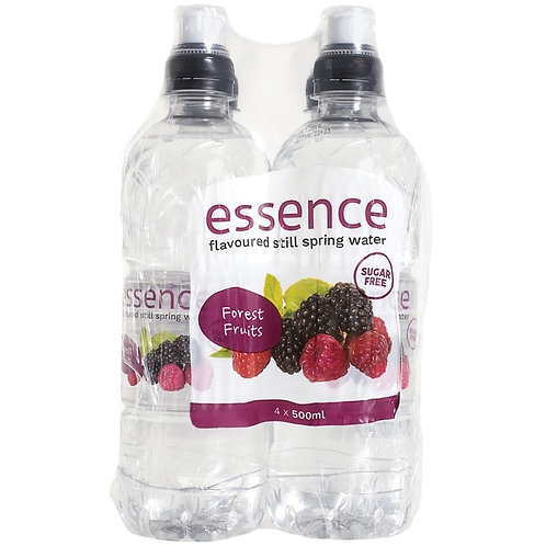 Essence water forest fruit 24 x 600ml