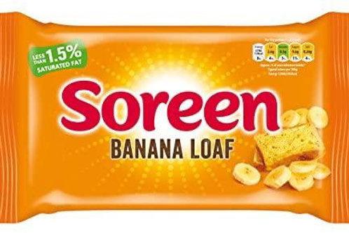 Soreen Banana loaf 190g