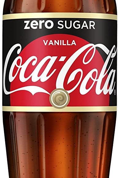 Coke Zero vanilla 6 x 1.75l