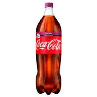 Coke Zero cherry 6 x 1.75lts