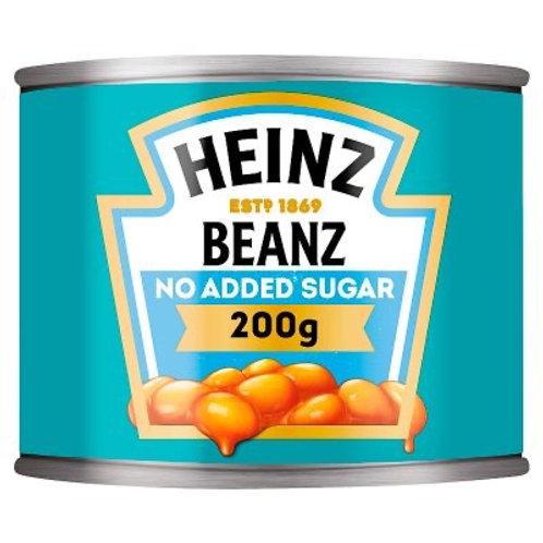 Heinz beanz  No added sugar 3 x 200g