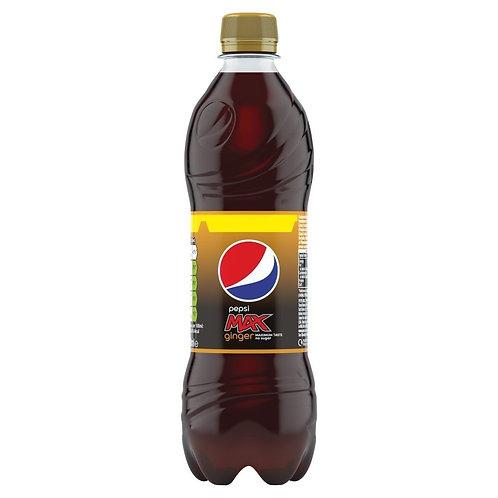 Pepsi Max Ginger 12 x 500ml