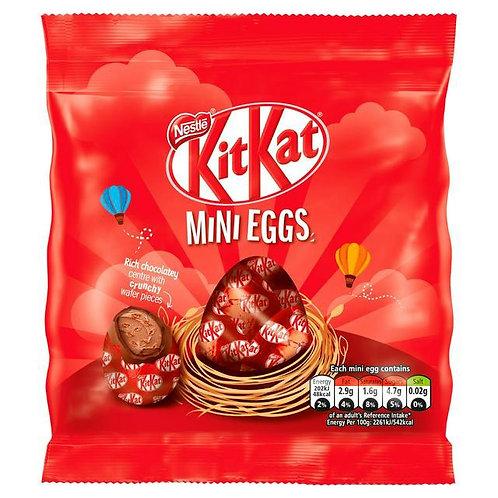 Kit Kat mini eggs 81g x 2