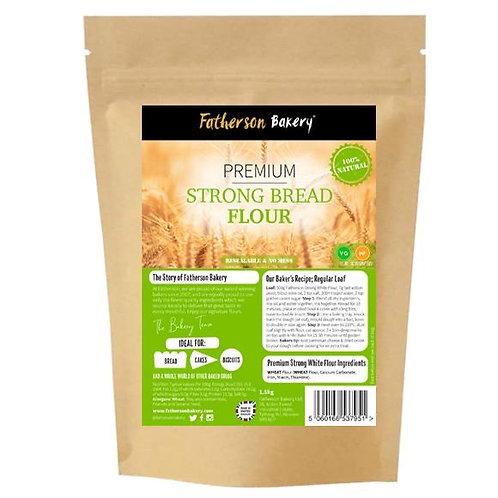 Fatherson bakery premium  strong bread flour 1.5g