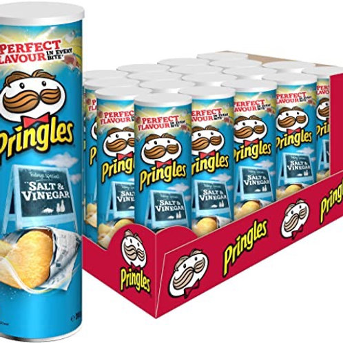 Pringles Salt & Vinager 2 x 200g