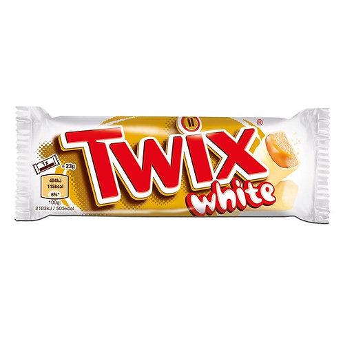 White  Twix 3 x 23g