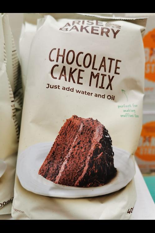 Arice chocolate cake mix 400g