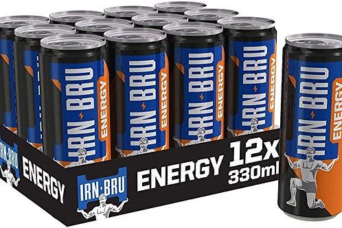 Irn Bru Energy 12 x 330ml