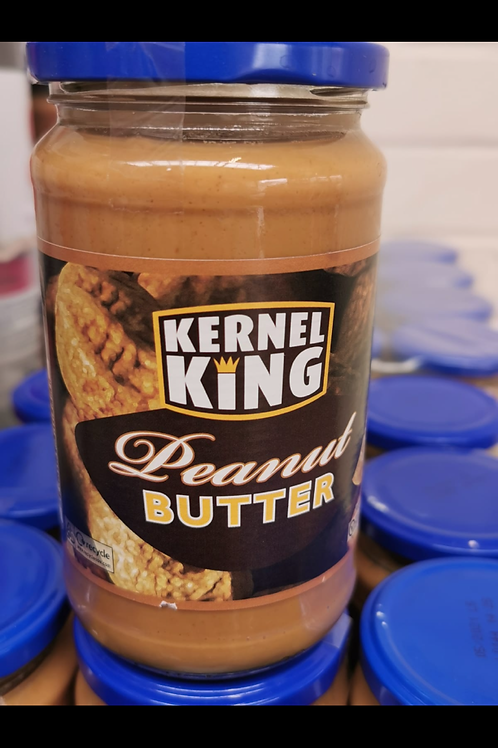 Kernel King 454g peanut butter