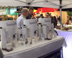 Suppaccino auf der gusto! 2015