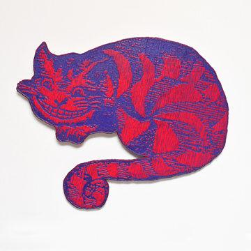 Cheshire Cat Wall Art