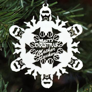 Kenny Powers Homage Snowflake
