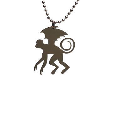 Flying Monkey Pendant