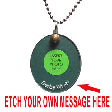 custom photo locket necklace