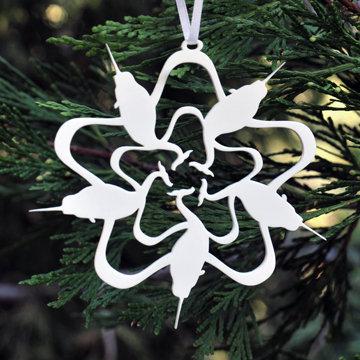 Narwhal Snowflake