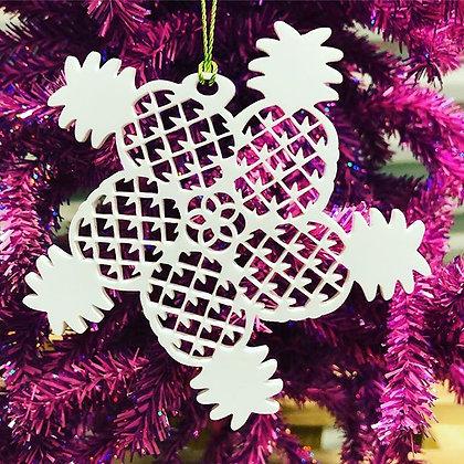Pineapple Snowflake