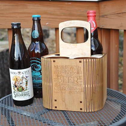 Beer Cloud 4-Pack Caddy