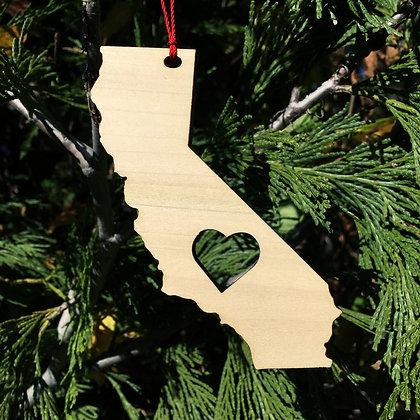 California Love Ornament