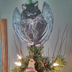 Cat Angel Memorial