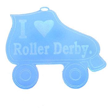 I love Roller Derby Skate