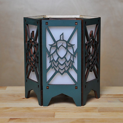 Hops Table Top Lantern