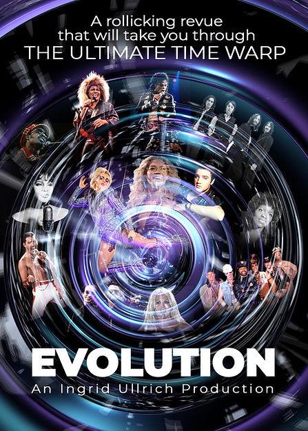 Evolution Show Poster