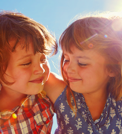 Sibling Rivalry: Equity vs. Equality