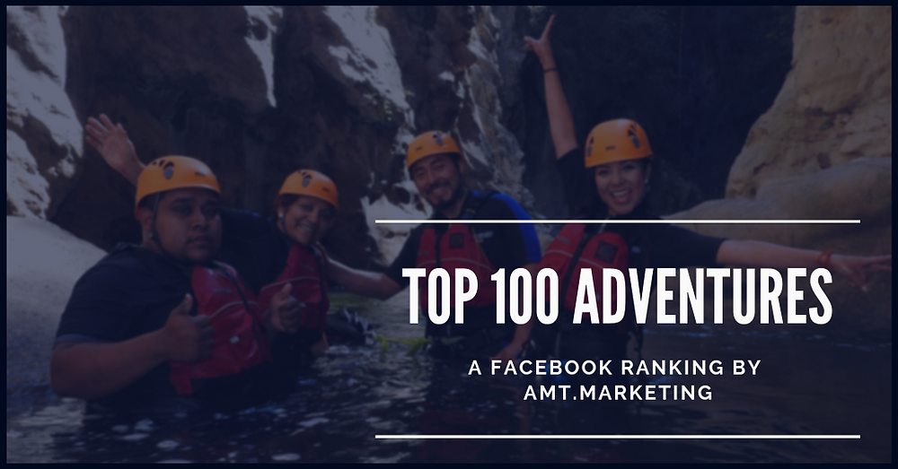 top 100 aventures in Mexico banner