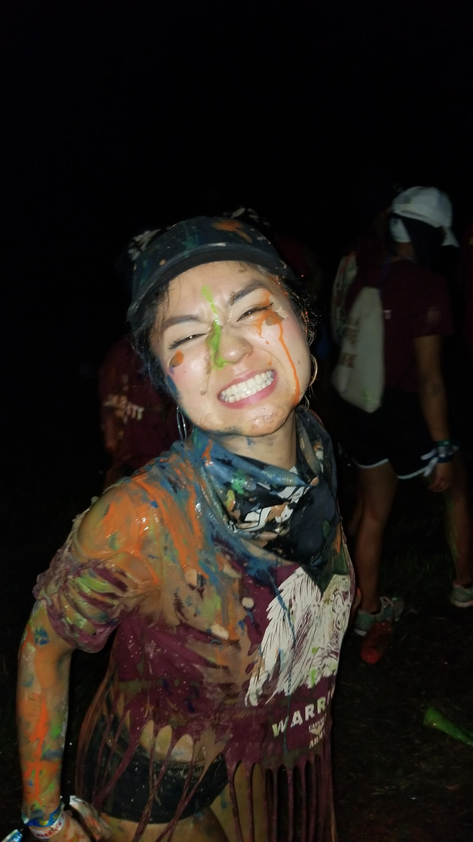 Mud, Paint & Water -- A.M Bush J'ouvert!