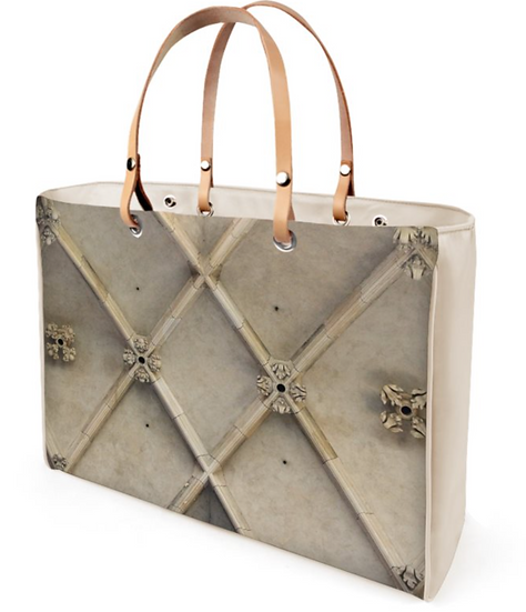 """The T.L. Sophisticate in """"Structure"""" (Shown: Ivory Beige Leather)"""