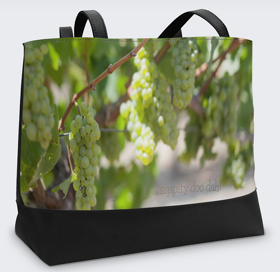 "The Kristin Tote in ""Sippity Doo Dah!"""