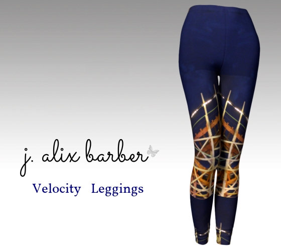 J.A. Be the Change - Velocity Leggings