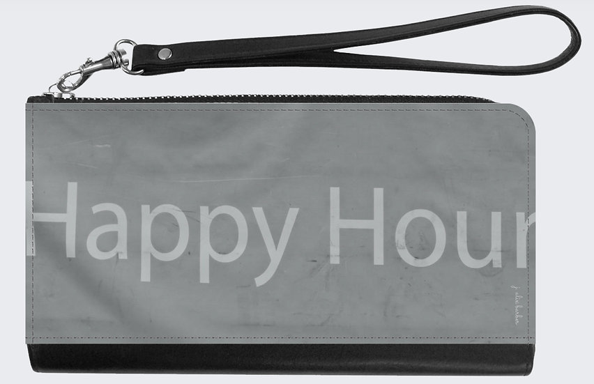 """The Jules Wristlet in """"Happy Hour"""""""