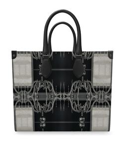 The Judith Elizabeth Leather Shopper