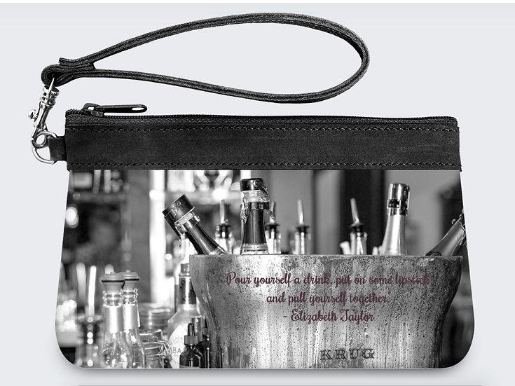 """The Gin Gin Clutch in """"Brasserie"""""""