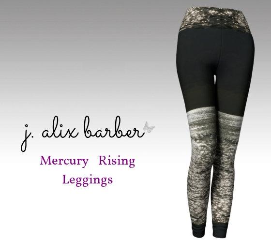 J.A. Be the Change - Mercury Rising Leggings