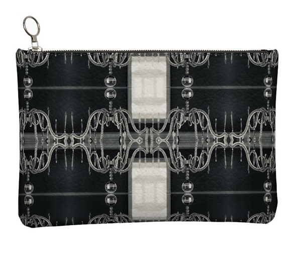 """The M.A.G. Grab & Go Leather Clutch Bag in """"Bootleg Swing"""""""