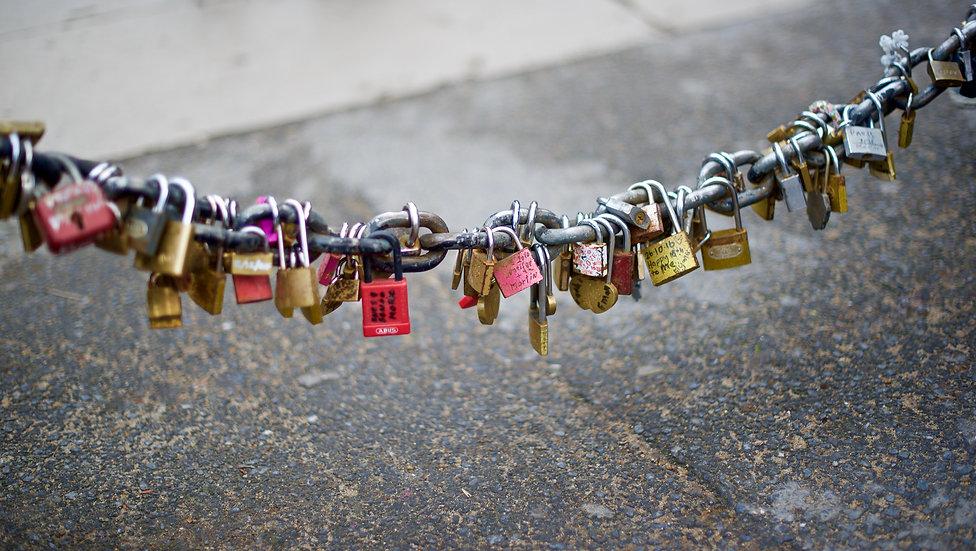 Locks of Love - Seine