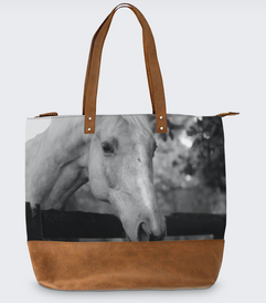 The Meara May Leather Tote
