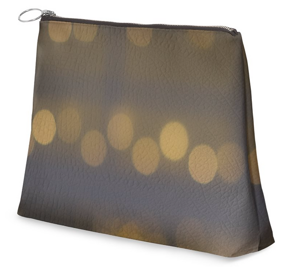"""The M. A. G. Grab & Go Leather Clutch in """"Sauvignon Flair"""""""