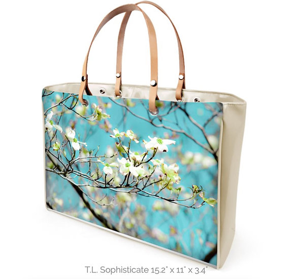 "The T.L. Sophisticate in ""Southern Dogwood"""