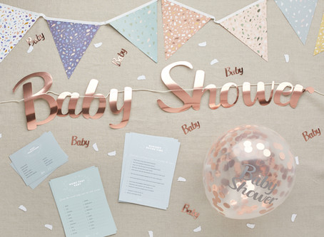 Virtual Baby Shower 101