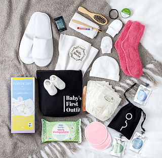 items for mother and newborn