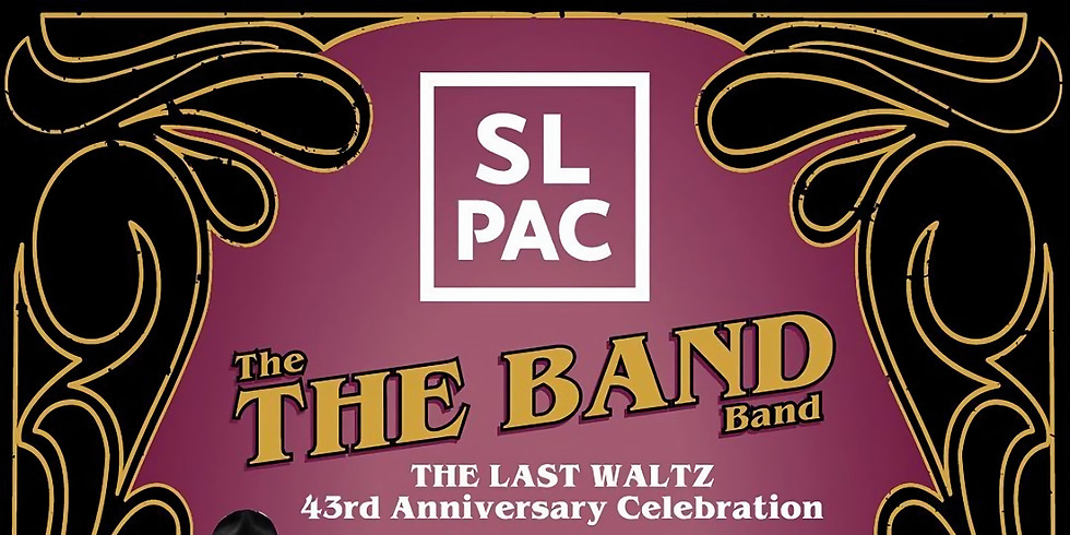 The The Band Band - The Last Waltz 43rd Anniversary