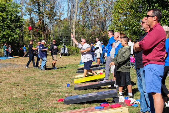 Danny Mulvey Foundation Cornhole Tournament & BBQ